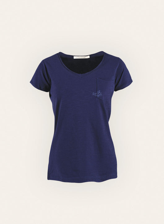 Women´s T-shirt quality organic cotton