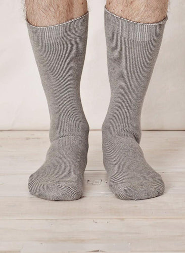 Thick bamboo socks for men