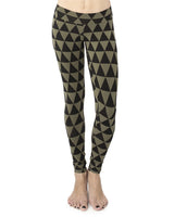 Certified Organic cotton yoga leggings