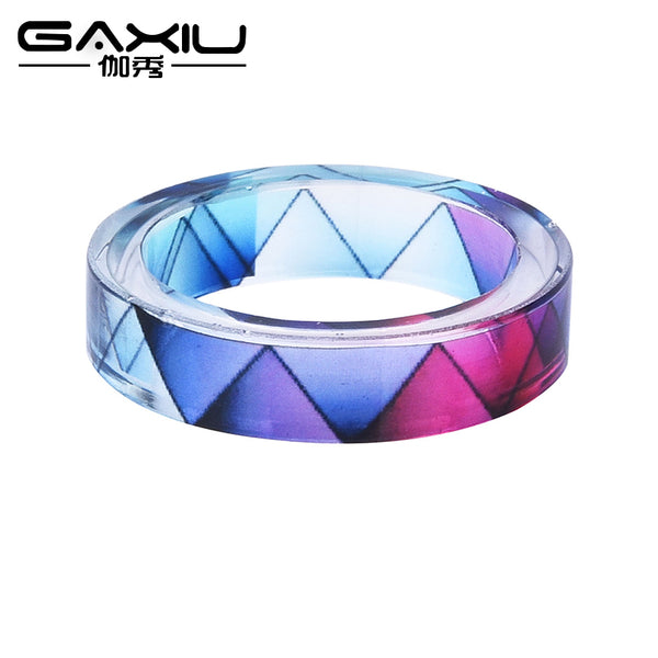 Polygon Colorfull Ring