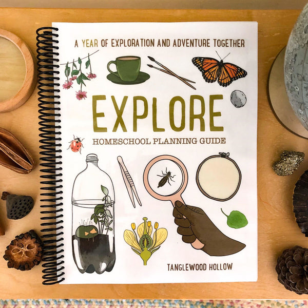 Explore: Homeschool Planning Guide