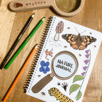 Wild Child Chronicles Nature Journal