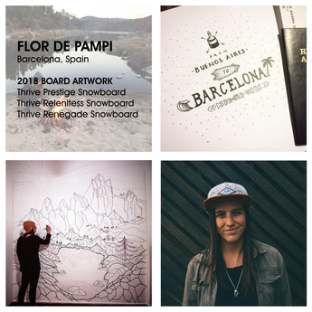 Meet the Artist: Flor De Pampi