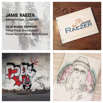 Meet the Artist: Jamie Raezer