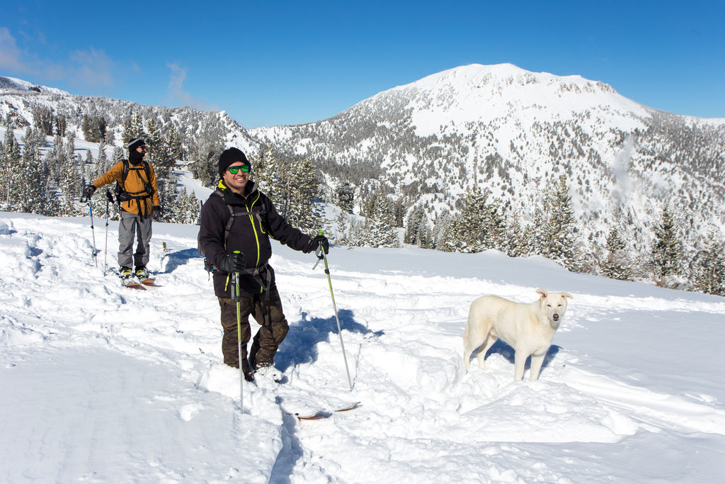 Mt Rose Backcountry Splitboarding - Photo: Alex Baker