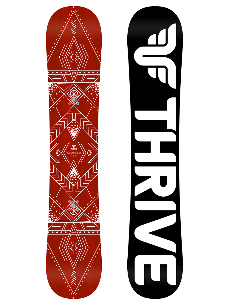 2018 Thrive Relentless Snowboard