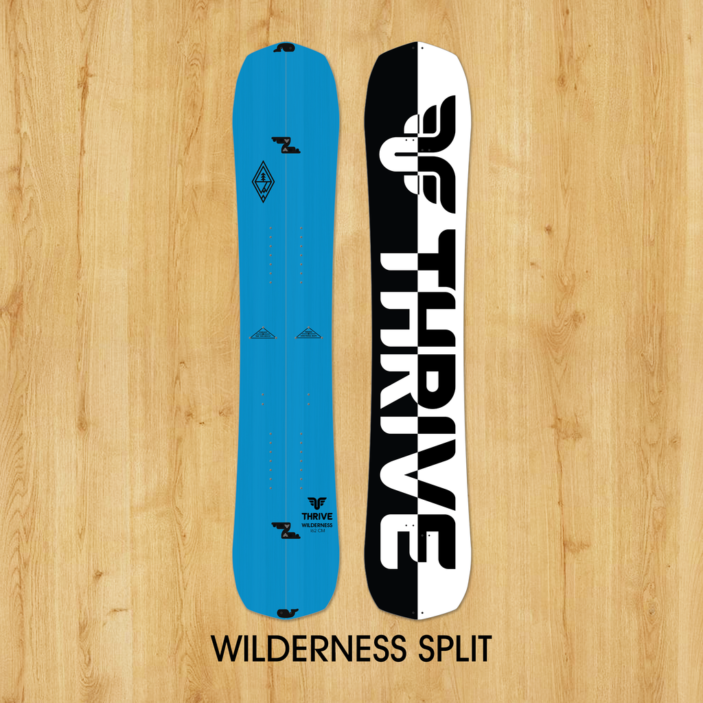 THRIVE WILDERNESS SPLIT