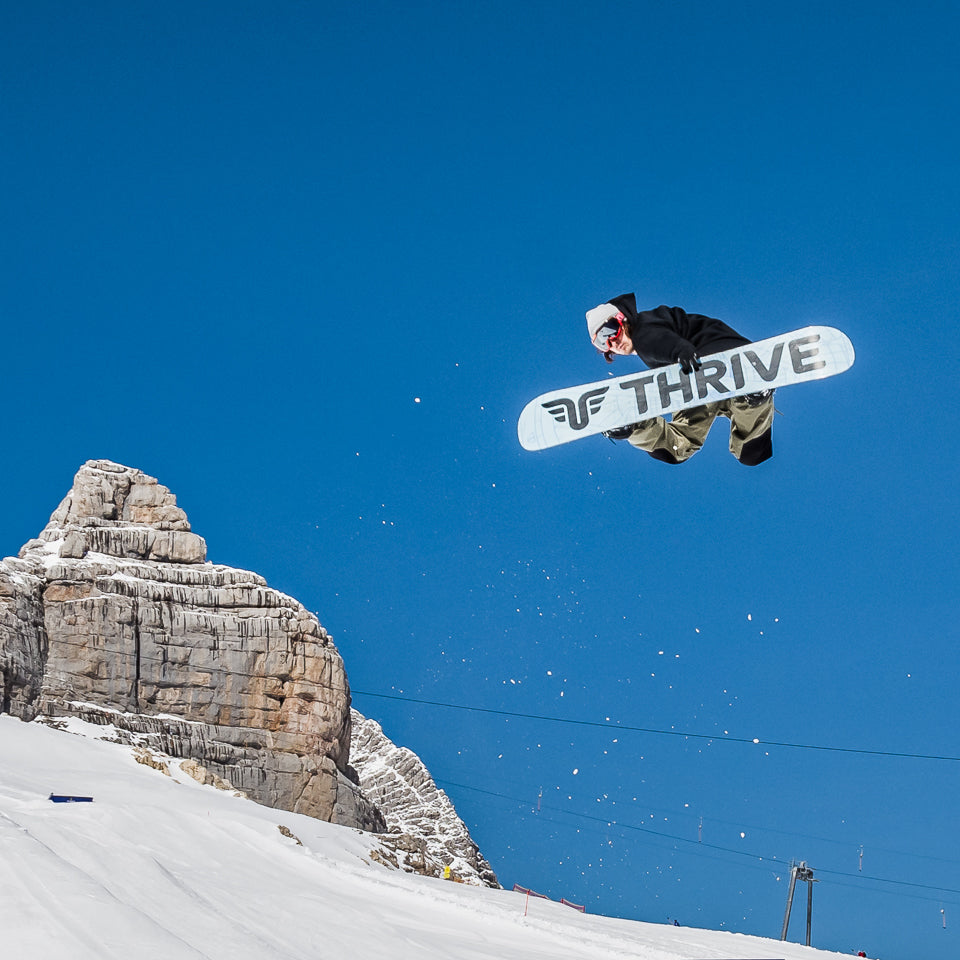 Thrive Team Rider - Daniel Limmer