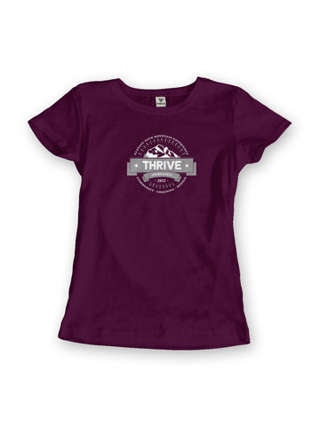Thrive Experience T-Shirt Women's - SMALL