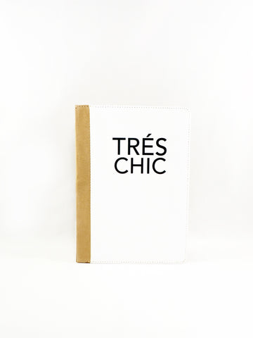 Trés Chic Folio Case