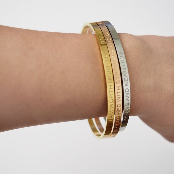 Message in a Bangle Set