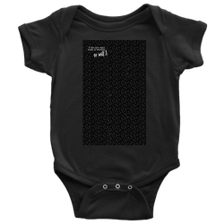 So Will I - Infant Short Sleeve