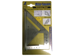 Mitre Square 45 and 90 degrees (Stainless) (62081)