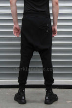 Boris Bidjan Saberi 'Techno Punk' Resin Dyed Length-Adjustable Longjohn