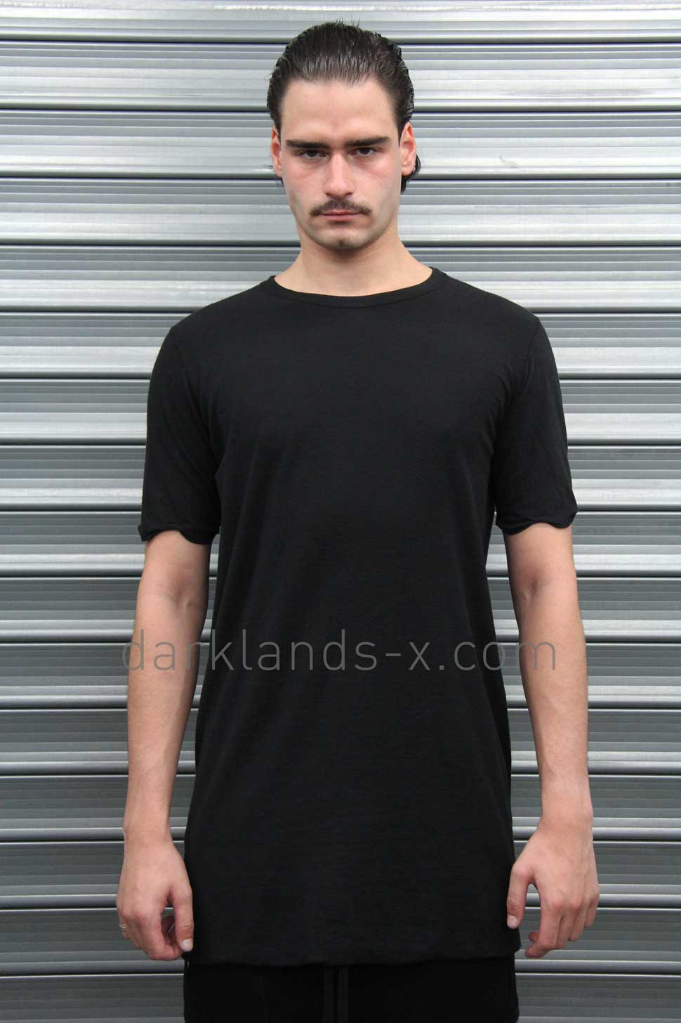 Boris Bidjan Saberi 'Techno Punk' Regular Fit T-Shirt
