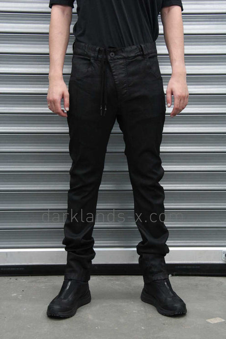 11byBBS Coated Trousers