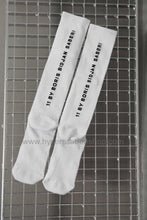 11byBBS Namesake Socks, White