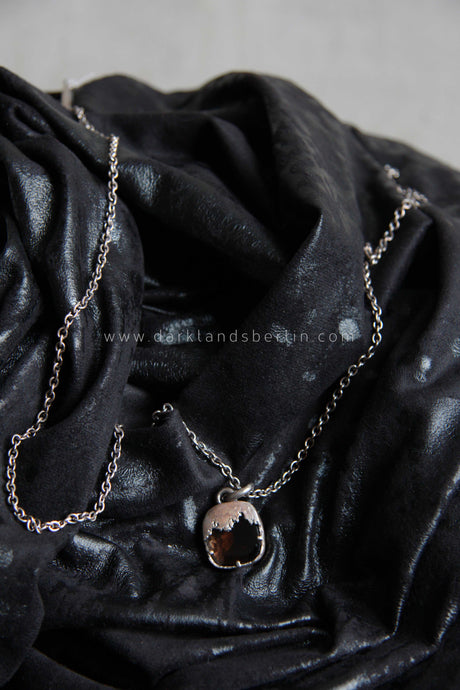Tobias Wistisen - Shield necklace