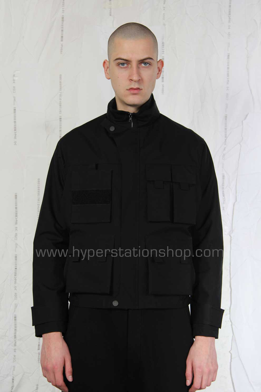 Nomenklatura Sprawl Jacket, Black