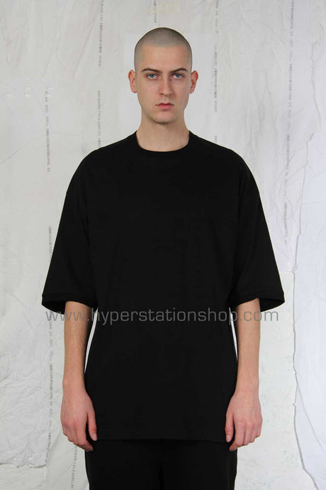UEG 'Faster, Bigger, Better' Oversized T-Shirt, Black
