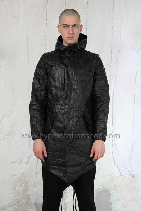 UEG Tyvek Coat, Black