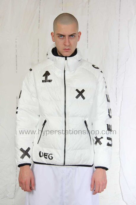 UEG Recolection Jacket, White