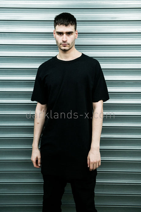 Boris Bidjan Saberi 'Bio-indumentary' Ribbed One Piece T-Shirt