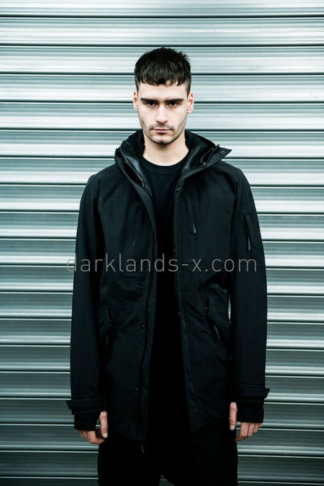 11byBBS Waterproof Windbreaker