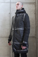 Boris Bidjan Saberi 'Roots' Reversible Seam Taped Coat