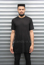 Boris Bidjan Saberi 'Bio-indumentary' Sheer Fitted T-Shirt