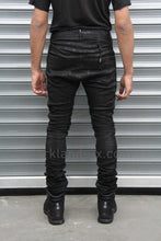 Boris Bidjan Saberi 'Bio-indumentary' Tight Fitting Vinyl Coated Trouser