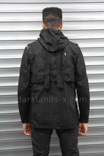 Boris Bidjan Saberi 'Bio-indumentary' Short Parka With Detachable Vest