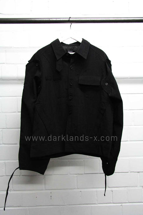 Blackmerle Workjacket With Detachable Sleeves
