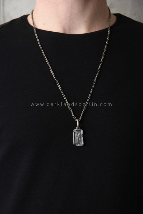Tobias Wistisen - Tour plate necklace