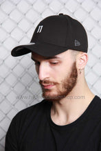 11byBBS New Era Baseball Cap, Black