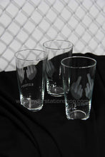 11byBBS Middle Finger Glass