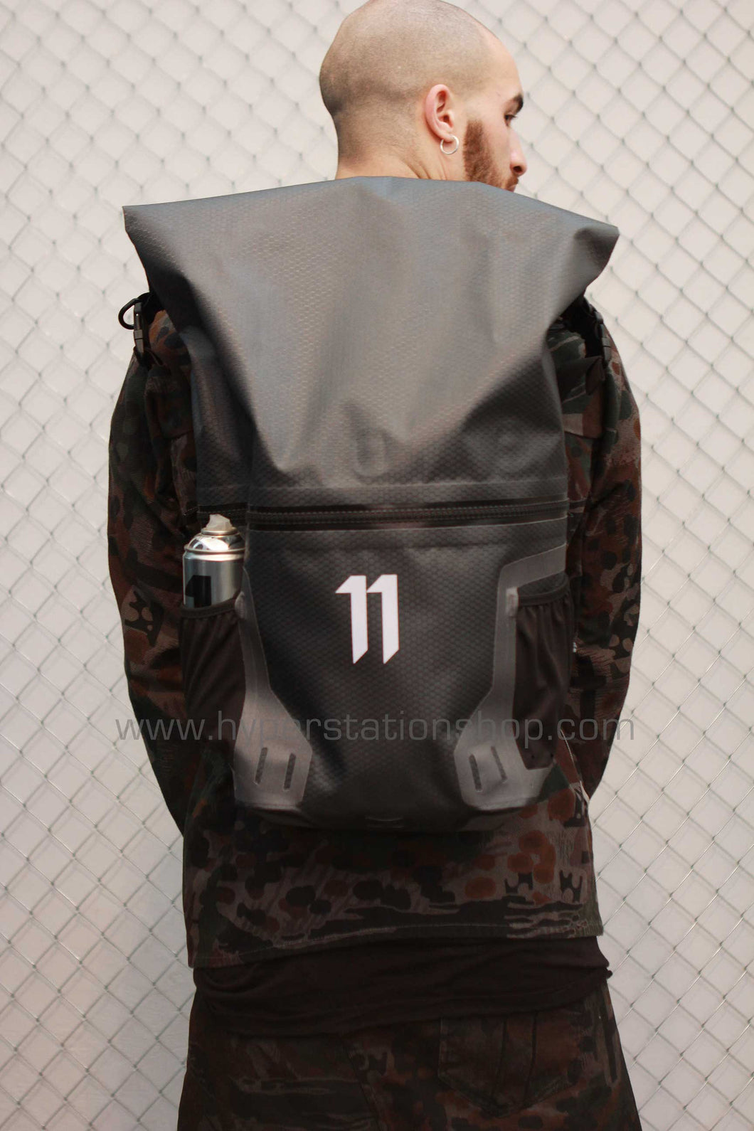 11byBBS Mountain-X Backpack, Grey