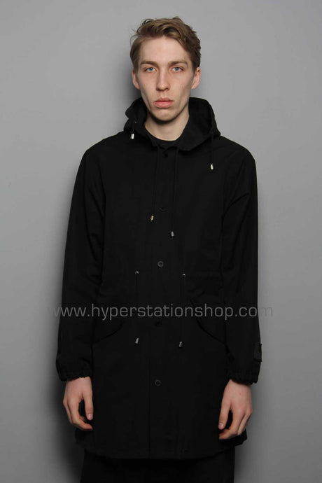Passarella Death Sqaud Rain Jacket, Black