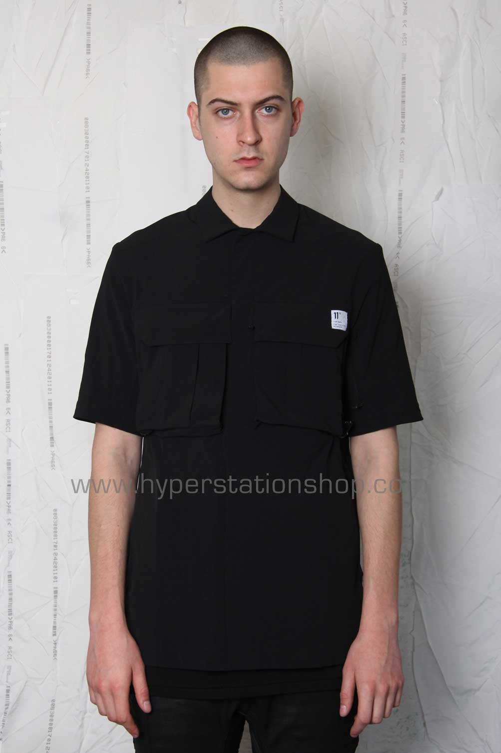 11byBBS Technical Shirt, Black