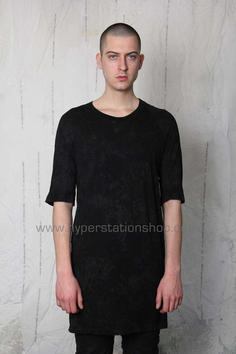 11byBBS Coated T-Shirt, Black