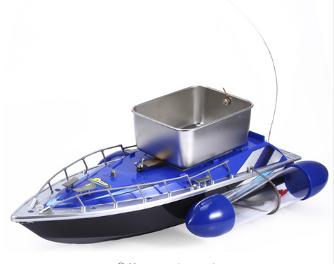 Wireless Boat for fishing bate