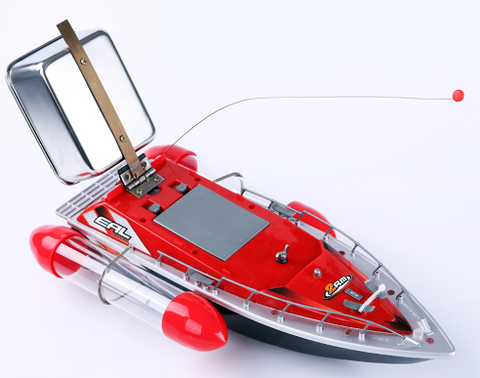 Mini Fast Electric RC Bait Fishing Boat 300M