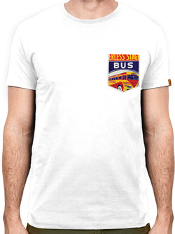 T-shirt à poche - BusExpress
