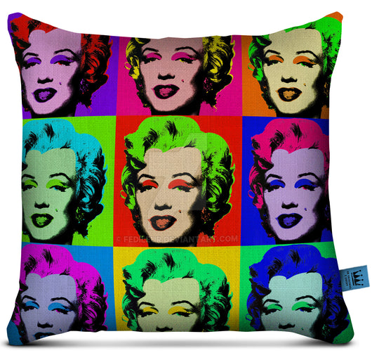 Coussin ZOTS - Marilyn