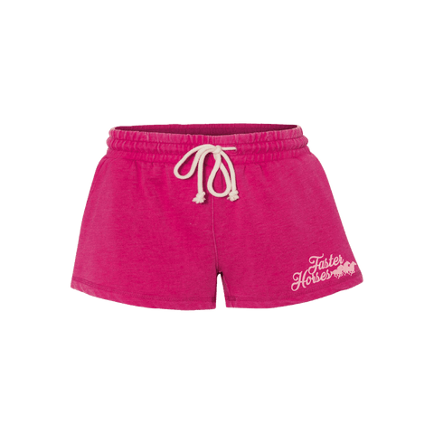Ladies Pink Shorts