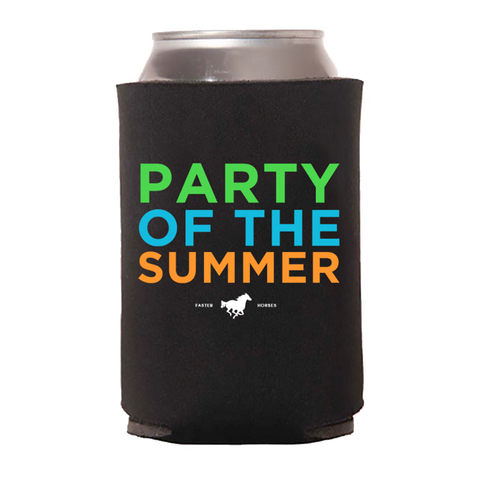 Party of the Summer Koozie