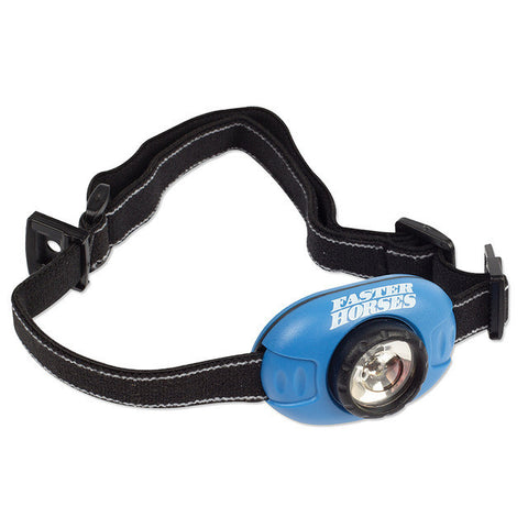 Faster Horses Headlamp