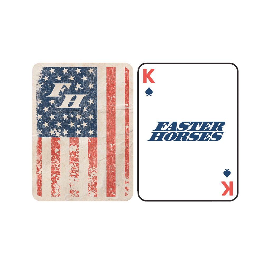 Flag Card Deck