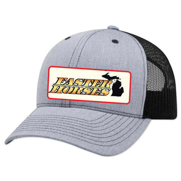 Sublimated Trucker Hat