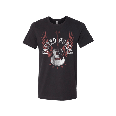 Guitar Wings Tee